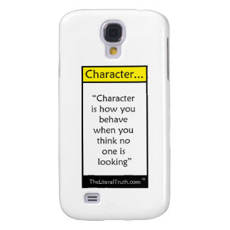 Character... Galaxy S4 Cover