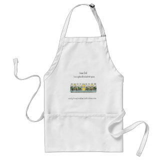 Character Clothing Sous Chef Rothman Kids Books Standard Apron