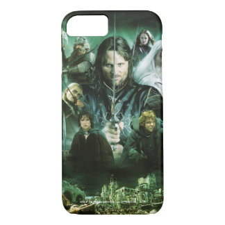 Character Collage iPhone 8/7 Case