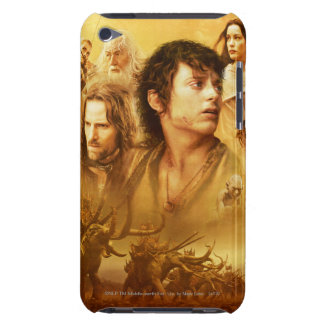 Character Collage iPod Touch Cases