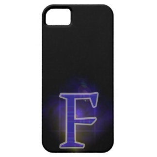 Character F iPhone 5/5S Covers
