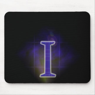 Character I Mouse Pad