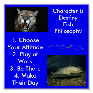 Character is Destiny... Print