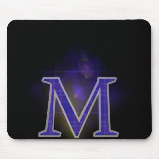 Character M Mousepad