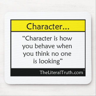 Character... Mouse Mat