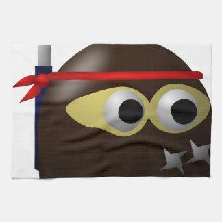 Character Ninja Tea Towel