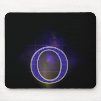 Character O Mouse Pads