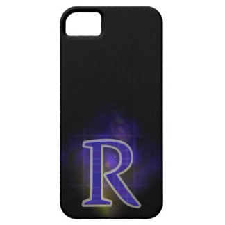 Character R iPhone 5/5S Covers