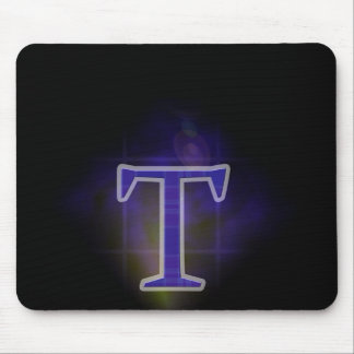 Character T Mouse Pad