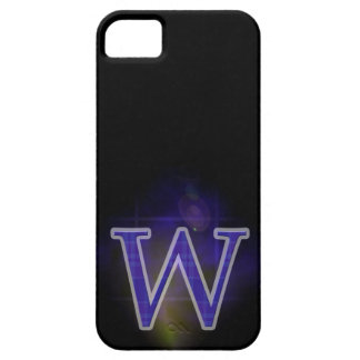 Character W iPhone 5 Cover