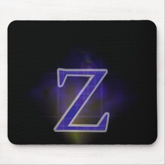 Character Z Mouse Pad