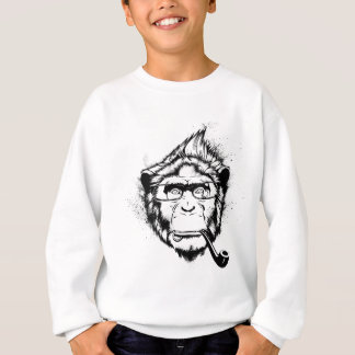 Characteristic Chimp Sweatshirt