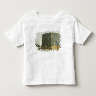 Charcoal Bark, etched by the artist, published 180 Toddler T-Shirt