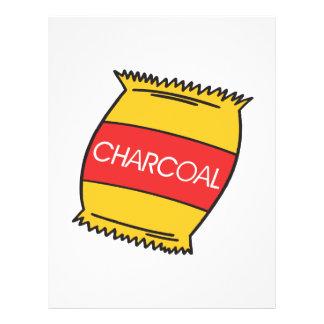Charcoal Flyers