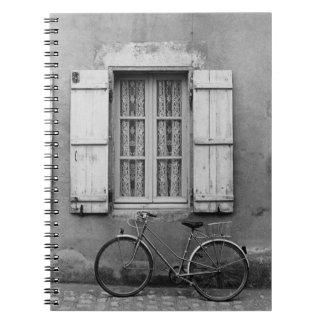 Charentes Bike Marans Notebook
