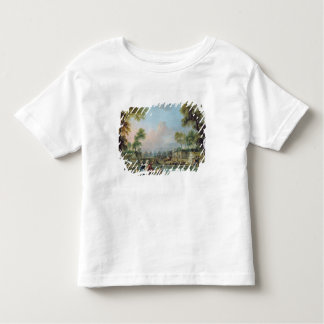 Charge of Prince of Lambesc  in Tuileries Toddler T-Shirt