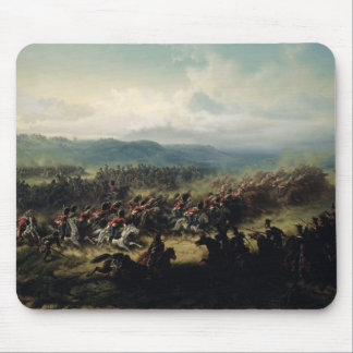 Charge of the Light Brigade, 25th October 1854 Mouse Mat