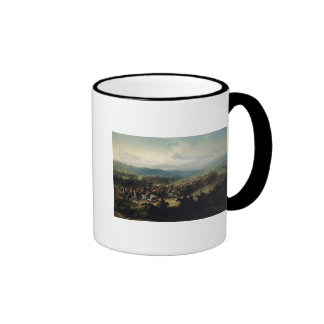 Charge of the Light Brigade, 25th October 1854 Ringer Coffee Mug