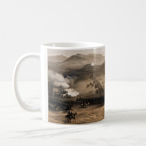 Charge of the Light Cavalry Brigade by Simpson Mugs