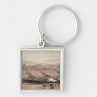 Charge of the Light Cavalry Brigade Key Ring