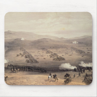 Charge of the Light Cavalry Brigade Mouse Pad