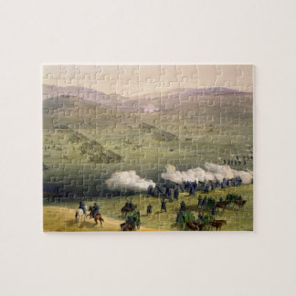 Charge of the Light Cavalry Brigade, October 25th Jigsaw Puzzle