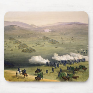 Charge of the Light Cavalry Brigade, October 25th Mouse Mat