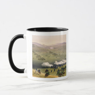 Charge of the Light Cavalry Brigade, October 25th Mug
