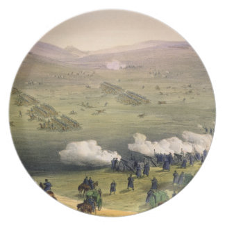 Charge of the Light Cavalry Brigade, October 25th Party Plates