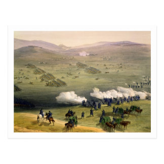 Charge of the Light Cavalry Brigade, October 25th Postcard