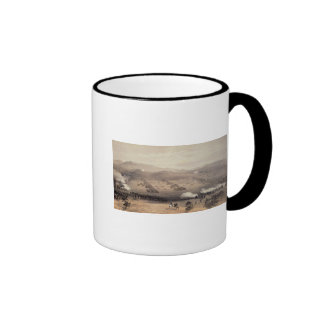 Charge of the Light Cavalry Brigade Ringer Mug