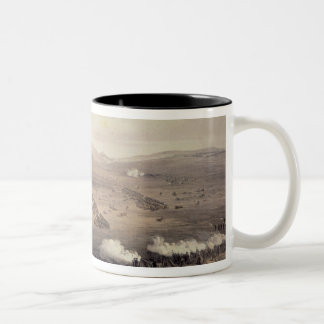 Charge of the Light Cavalry Brigade Two-Tone Coffee Mug