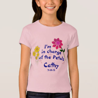 Charge of the Petals Shirts