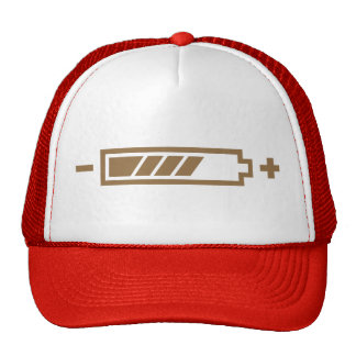 Charged - battery solar hybrid electric hats