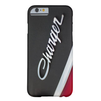 Charger Logo Barely There iPhone 6 Case