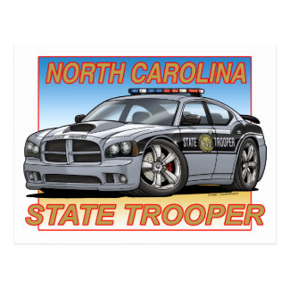 Charger_NC_TROOPER Postcard