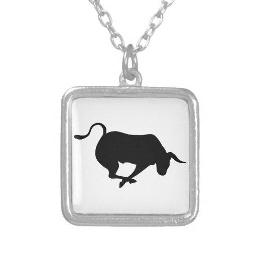 Charging Bull Custom Jewelry