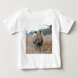 Charging Rhino Baby T-Shirt