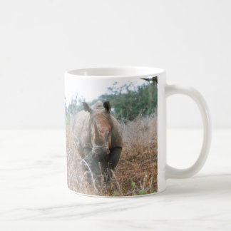 Charging Rhino Coffee Mug