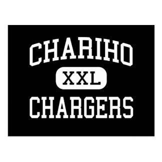 Chariho - Chargers - High - Wood River Junction Postcard