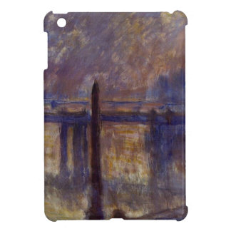 Charing Cross Bridge, Cleopatra's Needle by Claude Cover For The iPad Mini