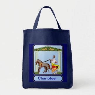 Charioteer Grocery Tote Bag