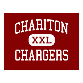Chariton - Chargers - Middle - Chariton Iowa Post Cards