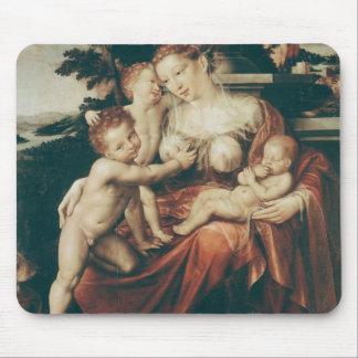 Charity, 1544-58 mousepads