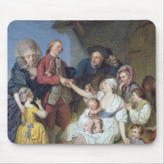 Charity, 1777 mouse pad