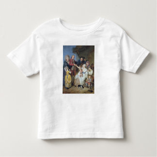 Charity, 1777 toddler T-Shirt