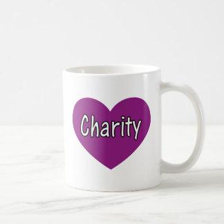 Charity Basic White Mug