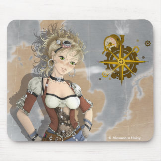 Charity Finagain - Mouse Pad
