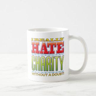 Charity Hate Coffee Mugs