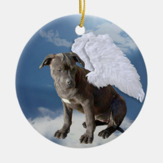 Charity's Law, Eagle's Den Rescue Angel Christmas Ornament